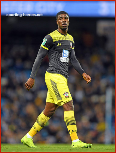 Kevin DANSO - Southampton FC - League appearances.