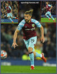 Jay RODRIGUEZ - Burnley FC - League Appearances