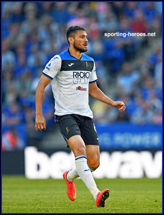 jose Luis PALOMINO - 2019-2020 UEFA Champions League - Atalanta