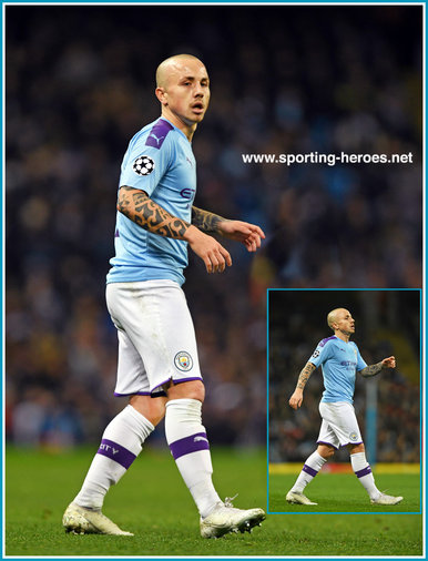 ANGELINO - Manchester City FC - 2019-2020 UEFA Champions League