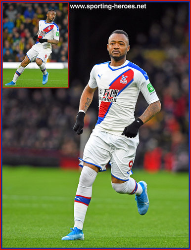 Jordan AYEW - Crystal Palace - League Appearances