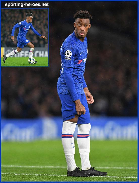 Callum Hudson Odoi 2019 2020 Uefa Champions League Chelsea Fc