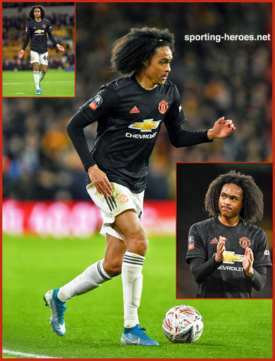 Tahith CHONG - Manchester United - Premier League Appearances