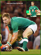 Kieran MARMION - Ireland (Rugby) - International Rugby Union Caps.