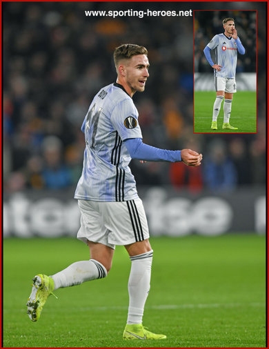 Tyler BOYD - Besiktas - 2019/2020 Europa League.