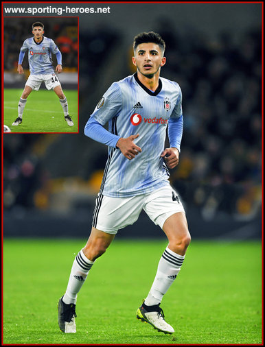 Erdem SECGIN - Besiktas - 2019/2020 Europa League.