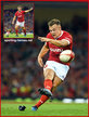 Jarrod EVANS - Wales - International Rugby Union Caps.