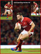 Owen LANE - Wales - International Rugby Union Caps.