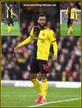 Nathaniel CHALOBAH - Watford FC - League Appearances 2nd Spell