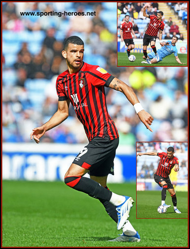 Dominic SOLANKE - Bournemouth - League Appearances
