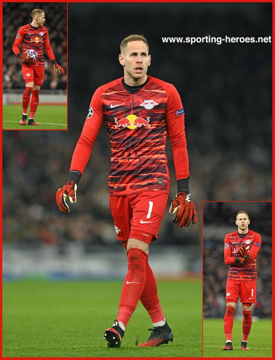 Peter Gulacsi 2019 2020 Champions League K O Games Rb Leipzig