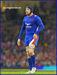 Francois CROS - France - International Rugby Union Caps.