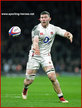 Mark WILSON - England - International Rugby Union Caps. 2020-