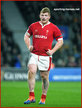 Rhys CARRE - Wales - International Rugby Union Caps.