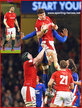 Will ROWLANDS - Wales - International Rugby Union Caps.