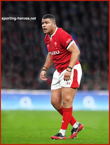 Leon BROWN - Wales - International Rugby Union Caps.