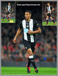 Valentino LAZARO - Newcastle United - League Appearances