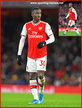 Eddie NKETIAH - Arsenal FC - Premier League Appearances