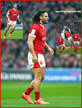 Josh NAVIDI - Wales - International Rugby Union Caps.