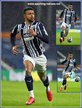 Darnell FURLONG - West Bromwich Albion - League Appearances