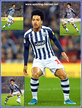 Matheus PEREIRA - West Bromwich Albion - League Appearances