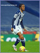 Romaine SAWYERS - West Bromwich Albion - League Appearances