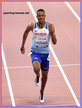 Zharnel HUGHES - Great Britain & N.I. - Sixth place in the 2019 World Championships 100m