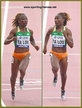Marie-Josee TA LOU - Ivory Coast - 100m bronze medal at 2019 World Championships.