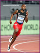 Kyle GREAUX - Trinidad & Tobago - Finalist in men's 200m at 2019 World Championships.
