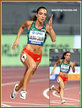 Ivet LALOVA - Bulgaria - 7th. in 200m at 2019 World Championships.