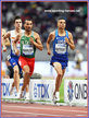 Matthew CENTROWITZ - U.S.A. - Finalist in 1500 at 2019 World Championships.