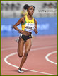 Natoya GOULE - Jamaica - 6th in 800m at 2019 World Championships.