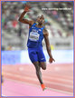 Jeff HENDERSON - U.S.A. - Long jump silver medal at 2019 World Championships
