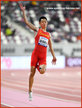 Wang JIANAN - China - 6th. in long jump at 2019 World Championships.