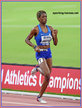 Wadeline JONATHAS - U.S.A. - Gold medal in relay & 4th. in 400m final