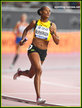 Stephanie MCPHERSON - Jamaica - 4x400m bronze medal at 2019 World Championships.