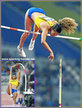 Angelica BENGTSSON - Sweden - Sixth at 2019 World Championships pole vault.