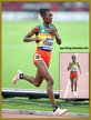 Senbere TEFERI - Ethiopia - Sixth in 10,000m at 2019 World Championships.