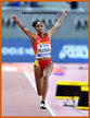 Ana PELETEIRO - Spain - 6th. in triple jump at 2019 World Championships.