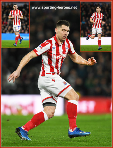 Sam VOKES - Stoke City FC - League apperances