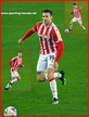Lee GREGORY - Stoke City FC - League Appearances