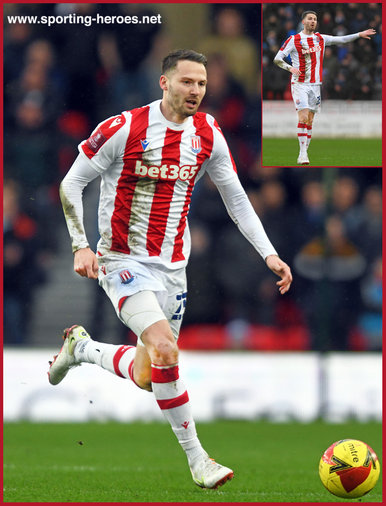 Nick POWELL - Stoke City FC - League Appearances