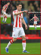 Jordan THOMPSON - Stoke City FC - League Appearances