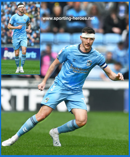 Dominic HYAM - Coventry City - League Appearances