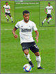 Nathan BYRNE - Derby County - League Appearances