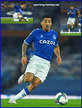 ALLAN - Everton FC - Premier League appearances.