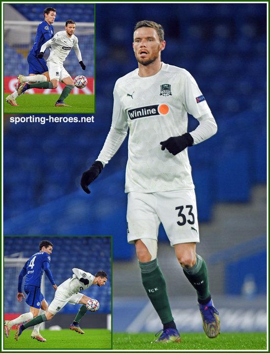 Marcus Berg 2020 2021 Champions League Games Krasnodar