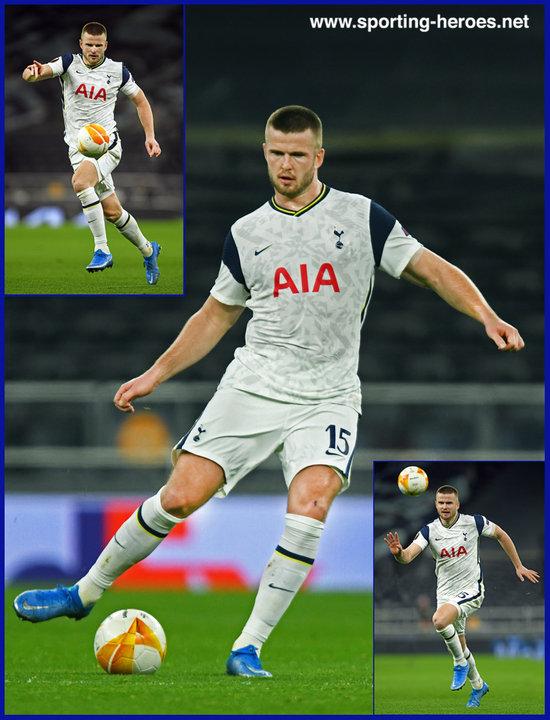 Eric DIER - 2021 Europa League K.O.Games - Tottenham Hotspur