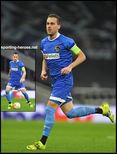 Michael LIENDL - Wolfsberger - 2021 Europa League K.O.Games