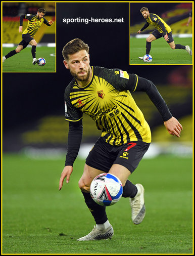Philip ZINCKERNAGEL - Watford FC - League Appearances
